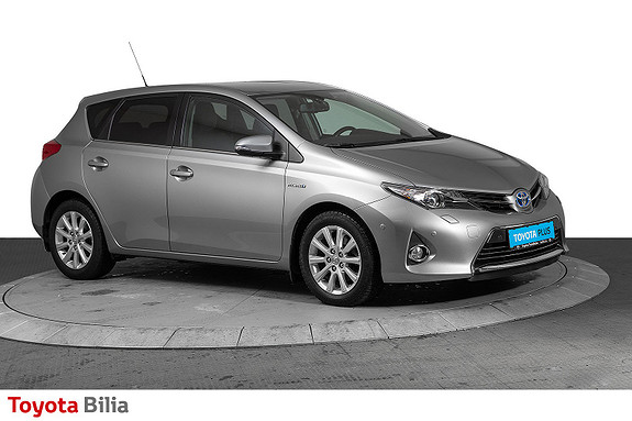 Toyota Auris 1,8 Hybrid E-CVT Executive Julekampanje!  2014, 89078 km, kr 159900,-