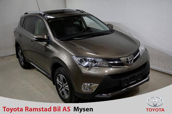 Toyota RAV4 2,0 4WD Multidrive S Executive , 4x4 Automatgir!  2013, 117286 km, kr 239000,-