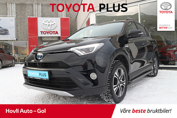 Toyota RAV4 Hybrid AWD Executive Topputgave/Stigtrinn/Hengerfeste  2016, 31640 km, kr 349900,-