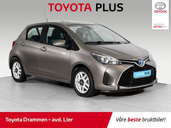 Toyota Yaris 1,5 Hybrid Active e-CVT  2016, 36452 km, kr 159000,-
