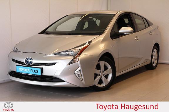 Toyota Prius 1,8 VVT-i Hybrid Executive  2016, 64100 km, kr 199000,-
