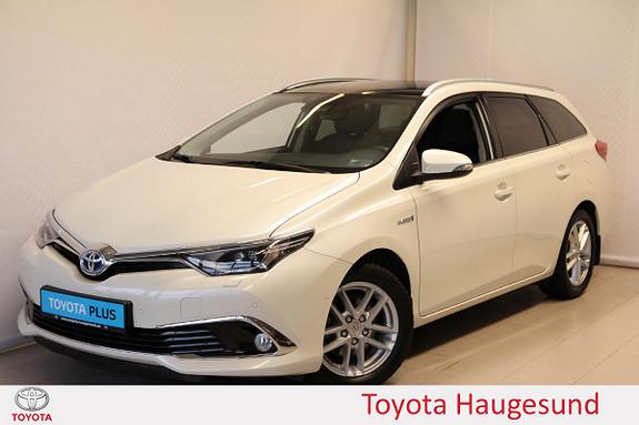Toyota Auris Touring Sports 1,8 Hybrid Executive  2016, 27800 km, kr 219000,-