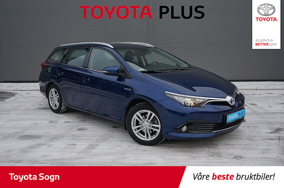Toyota Auris Touring Sports 1,8 Hybrid Active  2016, 37 188 km, kr 199 000,-