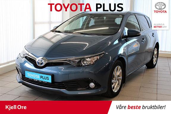 Toyota Auris 1,8 Hybrid E-CVT Active Sport m/ navi, DAB+  2018, 55030 km, kr 225000,-