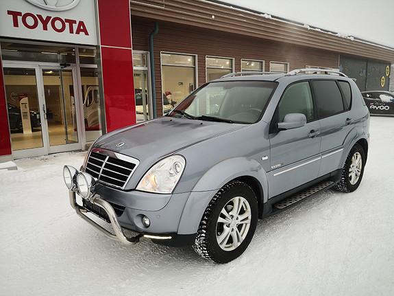 Ssangyong Rexton RX 270 XVT aut TopLine  2011, 256900 km, kr 139000,-