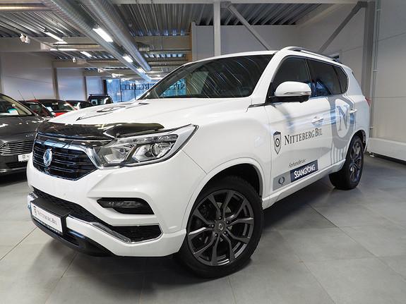 VS Auto - Ssangyong Rexton
