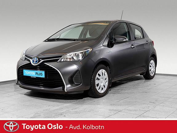 Toyota Yaris 1,5 Hybrid Active e-CVT - Bruktbilkampanje  2016, 35600 km, kr 154900,-