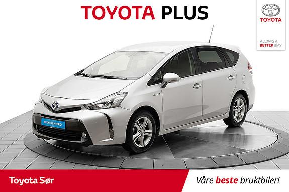 Toyota Prius+ Seven 1,8 VVT-i Hybrid Executive 7-seter  2015, 46749 km, kr 239000,-