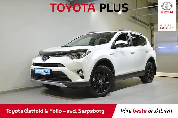 Toyota RAV4 Hybrid AWD Executive , HENGERFESTE,  2018, 14210 km, kr 448000,-