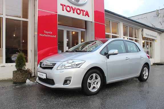 Toyota Auris 1.8 Hybrid Executive, 1 EIGAR, TECTYL  2010, 32500 km, kr 99900,-