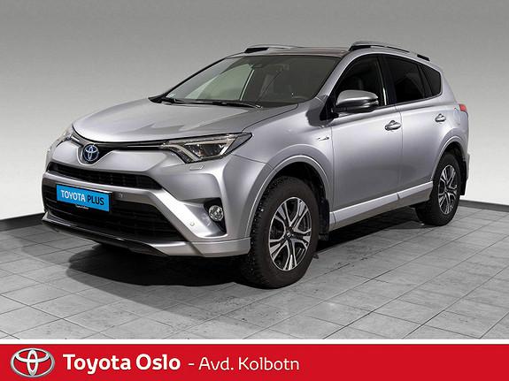 Toyota RAV4 Hybrid AWD Active Style - Bruktbilkampanje  2017, 15800 km, kr 389900,-