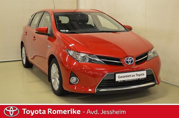 Toyota Auris 1,8 Hybrid E-CVT Active Bruktbilkampanje, 1 Eier  2014, 105361 km, kr 149000,-