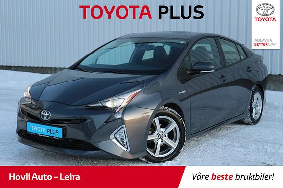 Toyota Prius 1,8 VVT-i Hybrid Executive // Skinnseter // H.feste //  2016, 30600 km, kr 219900,-