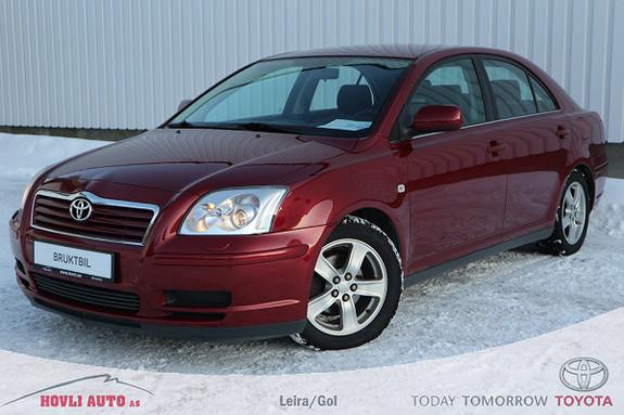Toyota Avensis 1,6 Business // Kombi // Meget pen! // EU2021 //  2003, 248500 km, kr 39900,-