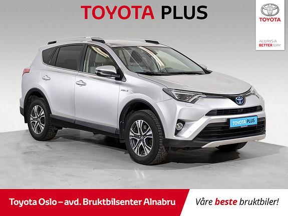 Toyota RAV4 Hybrid AWD Executive Bruktbilkampanje, DEFA Warmup link  2016, 37944 km, kr 369900,-