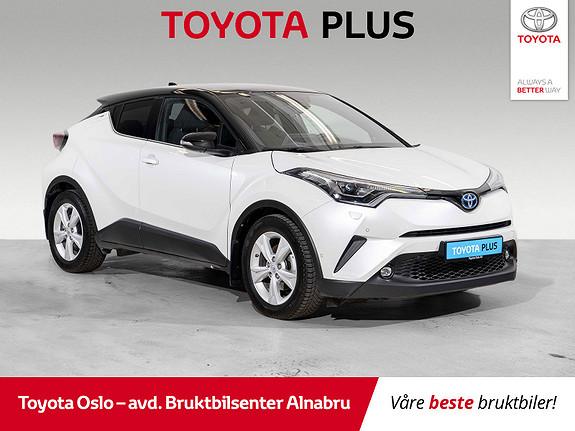 Toyota C-HR 1,8i Hybrid Lounge Tech Bruktbilkampanje!  2018, 49224 km, kr 284900,-