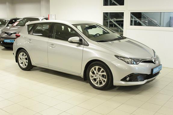 Toyota Auris 1,33 Dual VVT-i Active S SERVICEAVTALE 2 ÅR/1,95% RENTE  2017, 41767 km, kr 199000,-