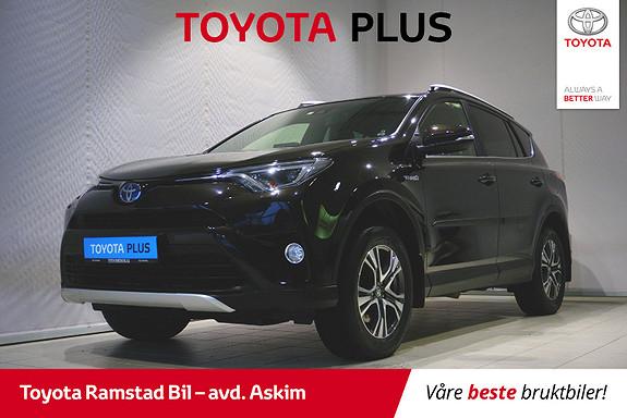 Toyota RAV4 Hybrid 4WD Active Style  2016, 88767 km, kr 349000,-