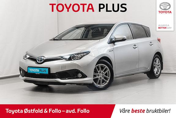 Toyota Auris 1,8 Hybrid E-CVT Active Sport  2018, 44722 km, kr 229000,-