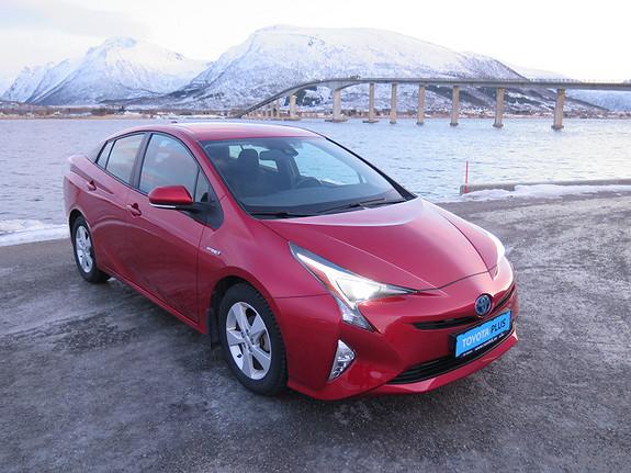 Toyota Prius Plug-in Hybrid 1,8 VVT-i Hybrid Executive  2016, 39464 km, kr 229000,-