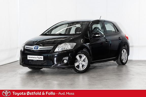 Toyota Auris 1,8 Hybrid E-CVT Executive / DAB+ / CRUISEKONTROLL  2010, 95600 km, kr 98000,-