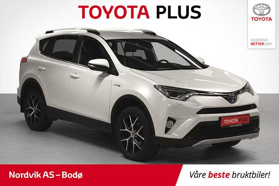 Toyota RAV4 Hybrid AWD Active Style  2018, 55860 km, kr 399000,-