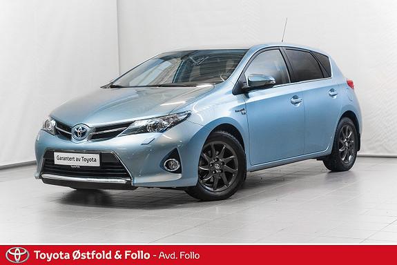 Toyota Auris 1,8 Hybrid E-CVT Active+  2014, 37930 km, kr 159000,-