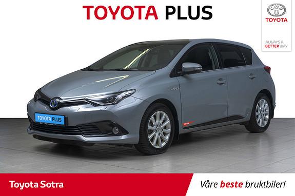 Toyota Auris 1,8 Hybrid E-CVT Sport Vision  2018, 52313 km, kr 239000,-