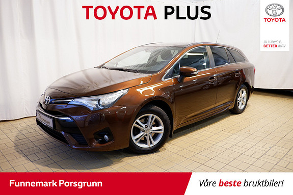 Toyota Avensis Touring Sports 1,8 Active M-drive 7S Aut/Navi/Dab  2015, 63 716 km, kr 219 000,-