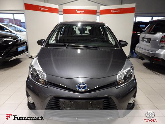 Toyota Yaris 1,5 Hybrid Active  2013, 70000 km, kr 129000,-