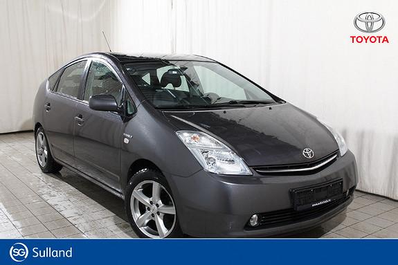 Toyota Prius 1,5 Executive m/navi og skinn interiør  2009, 95756 km, kr 89900,-