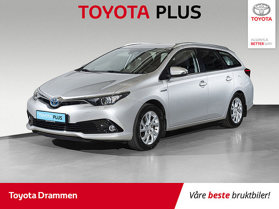 Toyota Auris Touring Sports 1,8 Hybrid Active  2016, 44 800 km, kr 194 000,-