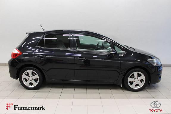 Toyota Auris 1,4 D-4D (DPF) Kuro S-Edition 90hk Pen bil/ Lav km!  2010, 86000 km, kr 88000,-