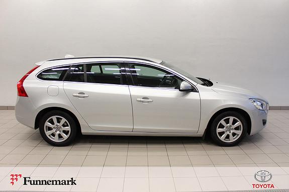 Volvo V60 D2 Momentum 115hk Skinnint. Bluetooth Cruisektrl. m.m.  2012, 107000 km, kr 115000,-