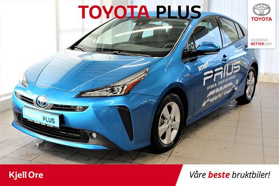Toyota Prius 1,8 VVT-i Hybrid AWD-i Executive m/ navi, tectyl, dab++  2019, 4203 km, kr 339000,-