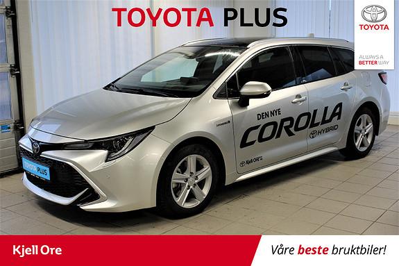 Toyota Corolla 2,0 Hybrid e-CVT Touring Sports Executive Panorama  2019, 5675 km, kr 425000,-