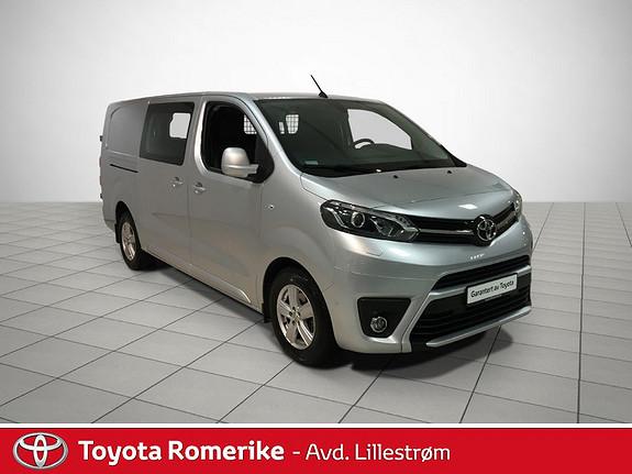 Toyota Proace 2,0 D 122 Comfort L2H1  2019, 21534 km, kr 339000,-