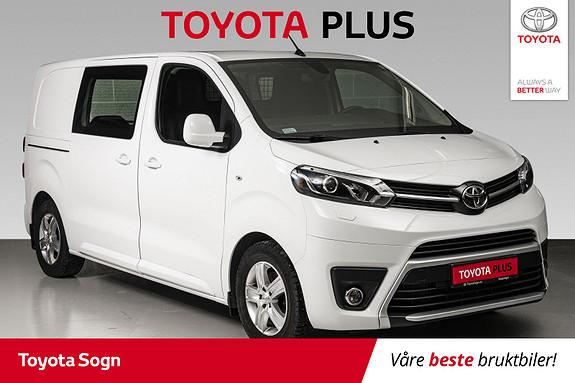 Toyota Proace 1,6 D 115 Comfort L1H1  2017, 37600 km, kr 219000,-