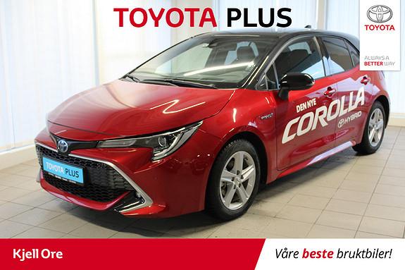Toyota Corolla 1,8 Hybrid e-CVT Executive Bi-Tone m/ Tectyl, Navi ++  2019, 5654 km, kr 355000,-