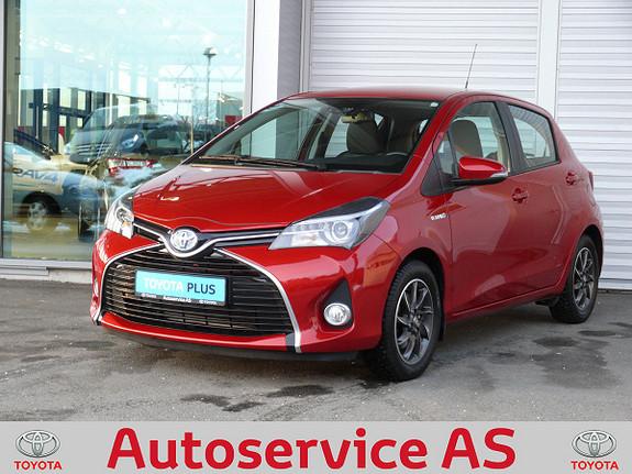 Toyota Yaris 1,5 Hybrid Active e-CVT  2016, 27000 km, kr 179000,-