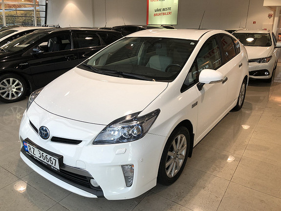 Toyota Prius Plug-in Hybrid Premium  m/DAB+ *Selges for kunde  2013, 111 965 km, kr 129 000,-