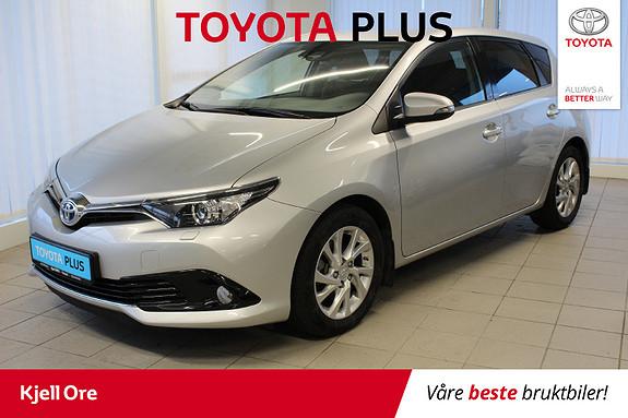 Toyota Auris 1,8 Hybrid E-CVT Active Sport m/ Navi, DAB+  2018, 44051 km, kr 229000,-