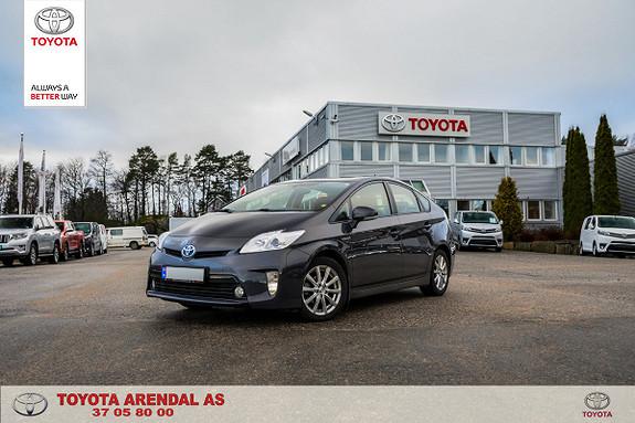 Toyota Prius 1,8 VVT-i Hybrid Advance  2013, 122000 km, kr 109000,-