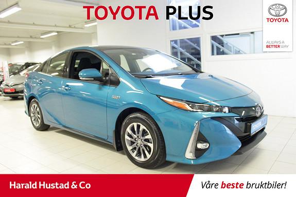 Toyota Prius Plug-in Hybrid 1,8 VVT-i Solar PHV , SERVICEAVTALE 3 ÅR,  2017, 29581 km, kr 254000,-
