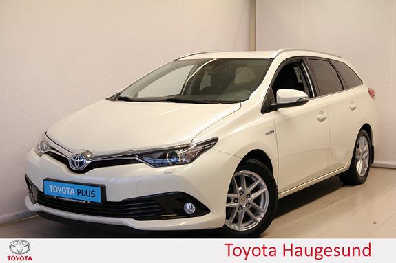 Toyota Auris Touring Sports 1,8 Hybrid Active Sport  2018, 37046 km, kr 245000,-