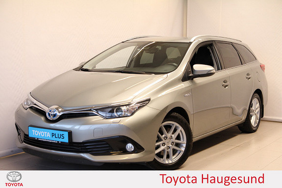 Toyota Auris Touring Sports 1,8 Hybrid Active Sport  2018, 40 448 km, kr 242 000,-