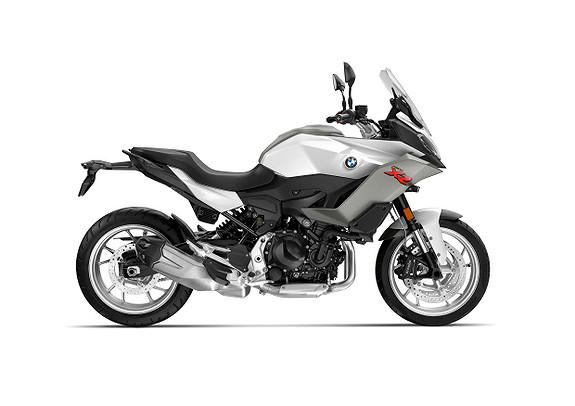 Bilbilde: BMW F900XR