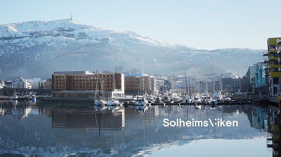 Nye Solheimsviken -hotell, marina, spennende arealer og næring
