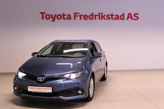 Toyota Auris 1,8 Hybrid E-CVT Active Sport  2018, 44900 km, kr 259000,-