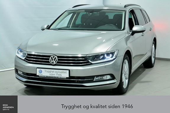 Volkswagen Passat 1,6 TDI 120hk Businessline DSG INNBYTTEKAMPANJE*  2016, 42100 km, kr 269000,-